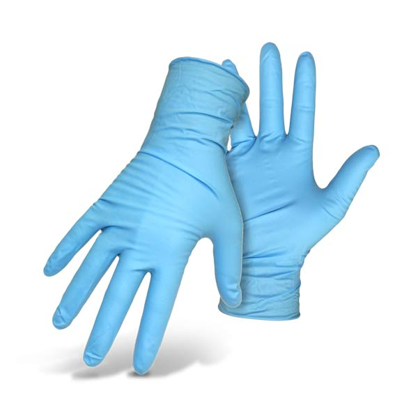 Powder Free Nitrile Gloves Medical Chemotherapy Approved